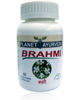 supplement for memory, Brahmi Capsules, treatment for vertigo, treatment of treatment of high blood pressure, treatment of low blood pressure, herbal cures, brain supplements, natural supplements, brahmi herbs