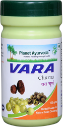 Vara Churna, Triphala Churna